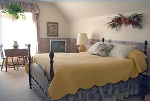 Custer Mansion Bed & Breakfast - Custer - Bedroom