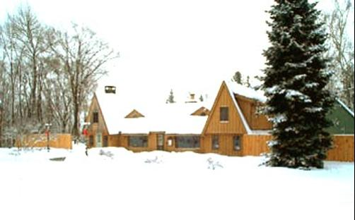 Snowy Mountain Inn - Indian Lake - Building