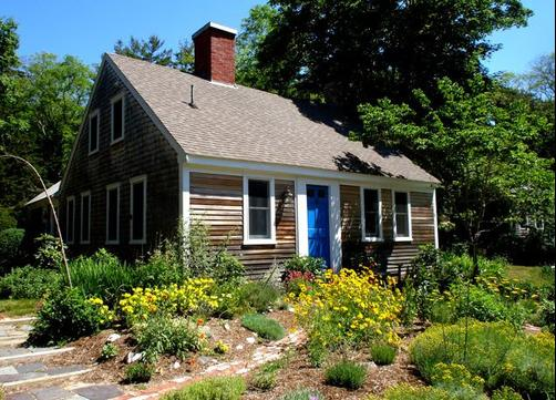 Chez Sven Bed & Breakfast - Wellfleet - Building