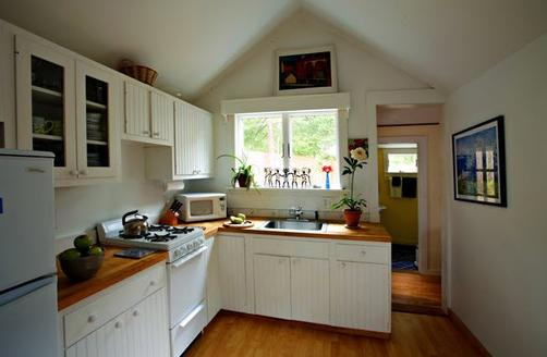 Chez Sven Bed & Breakfast - Wellfleet - Kitchen