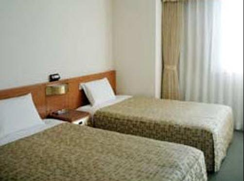 Hotel Mets Hachinohe - Hachinohe - Bedroom