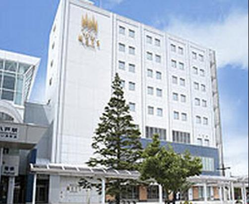 Hotel Mets Hachinohe - Hachinohe - Building