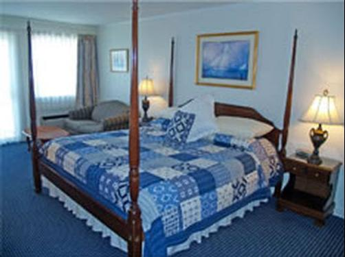 Cod Cove Inn Edgecomb - Edgecomb - Bedroom
