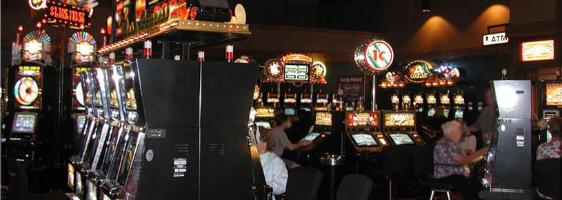 The Mill Casino Hotel And Rv Park - North Bend - Casino