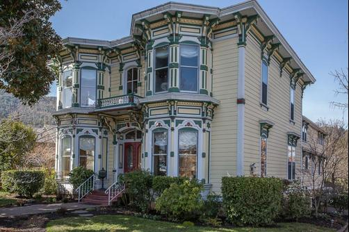 Mccall House Bed And Breakfast - Ashland - Building