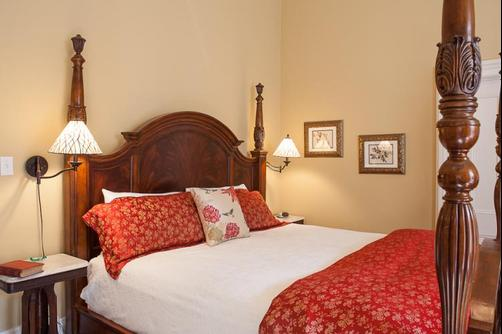Mccall House Bed And Breakfast - Ashland - Bedroom