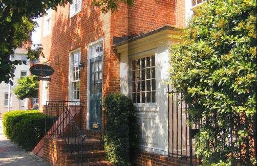 Scarborough Fair B&B - Baltimore - Building