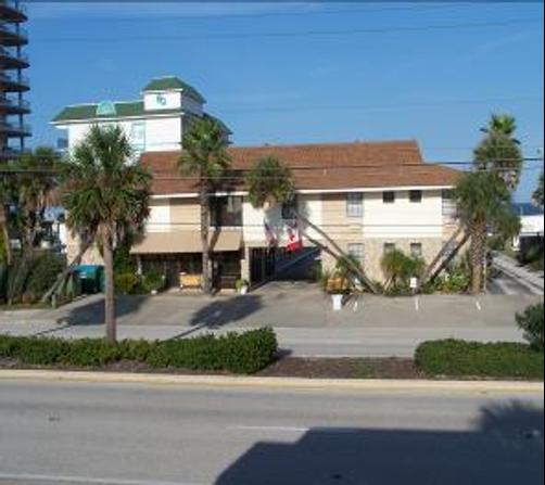Royal Holiday Beach Motel - Daytona Beach Shores - Building