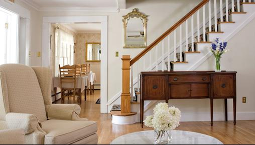 Schroon Lake Bed and Breakfast - Schroon Lake - Lobby