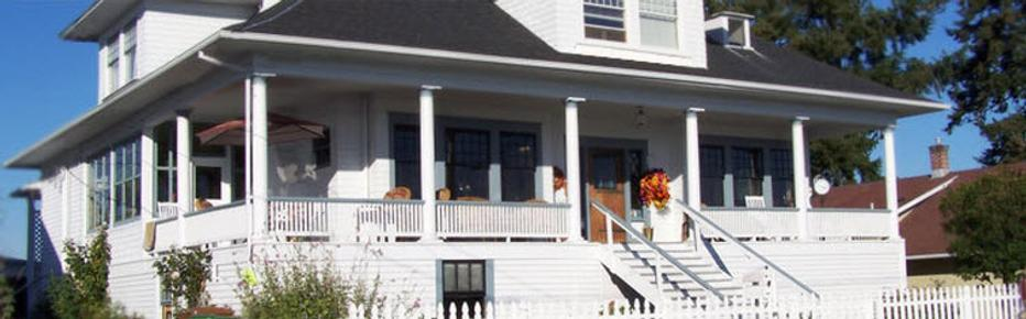 Nob Hill Riverview Bed And Breakfast - Saint Helens - Building