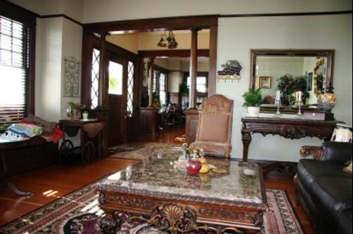 Nob Hill Riverview Bed And Breakfast - Saint Helens - Lobby