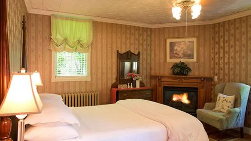 Beaufort House Inn - Asheville - Bedroom