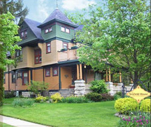 Scofield House B&B - Sturgeon Bay - Building