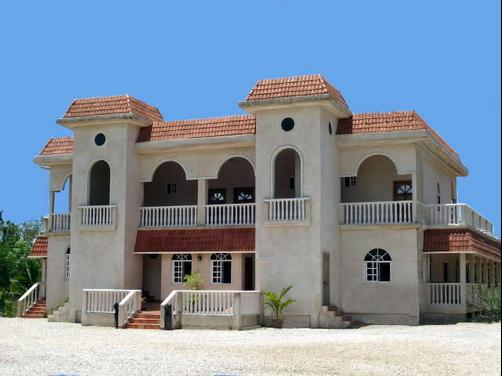 Serenity Sands Bed and Breakfast - Corozal - Building