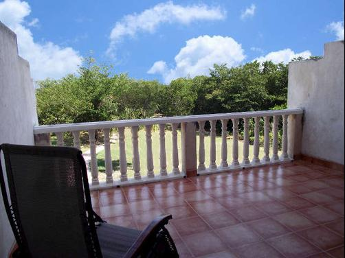 Serenity Sands Bed and Breakfast - Corozal - Balcony