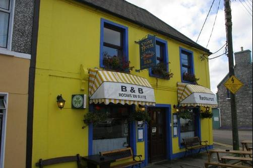 Countrywide Inns - Stone House - Sneem - Building