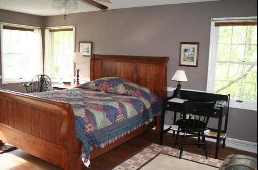 Cider Mill House - Hedgesville - Bedroom