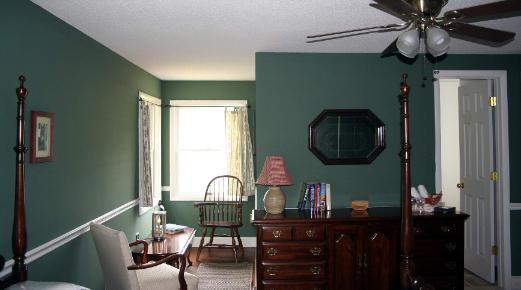 Cider Mill House - Hedgesville - Living room