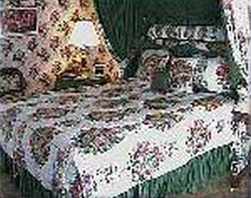 Roses and The River Bed and Breakfast - Brazoria - Bedroom