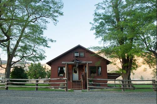 Wilson Ranches Retreat - Fossil - Building