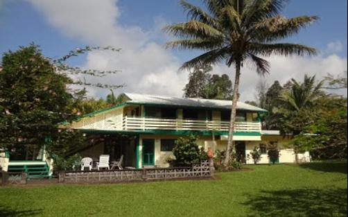 Hale Moana Bed & Breakfast - Pahoa - Building