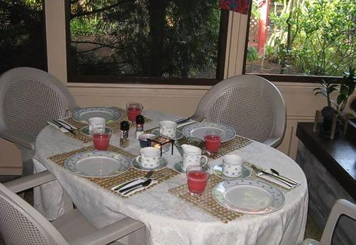 Hale Moana Bed & Breakfast - Pahoa - Restaurant