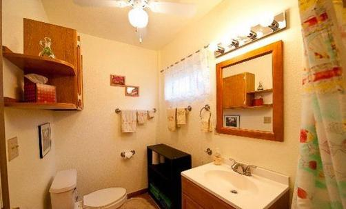 Hale Moana Bed & Breakfast - Pahoa - Bathroom