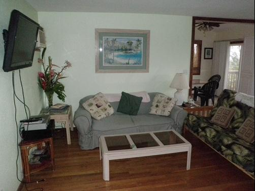 Peace of Maui - Makawao - Living room