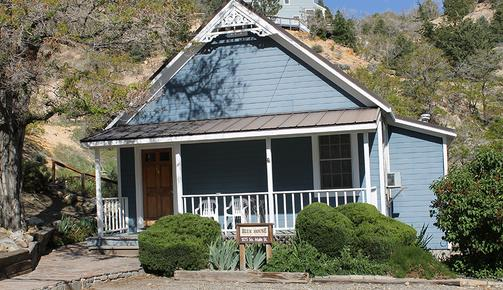 Gold Hill Hotel - Virginia City - Building