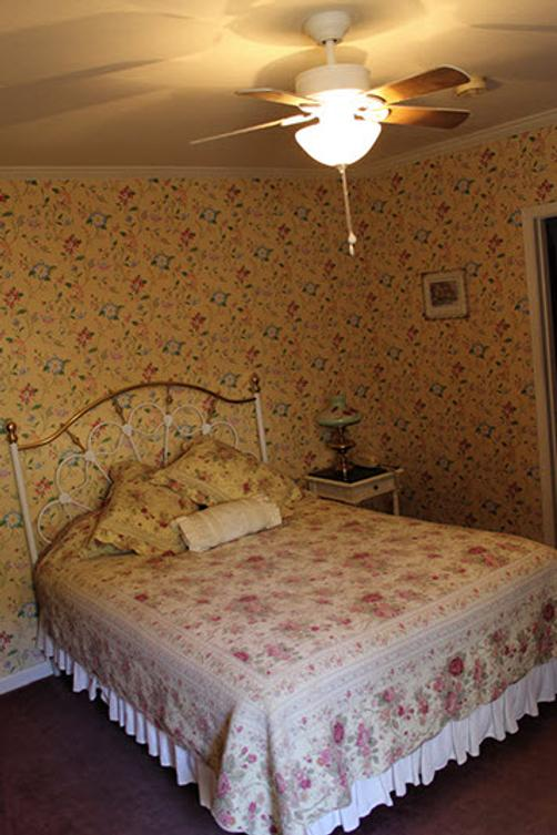 Gold Hill Hotel - Virginia City - Bedroom