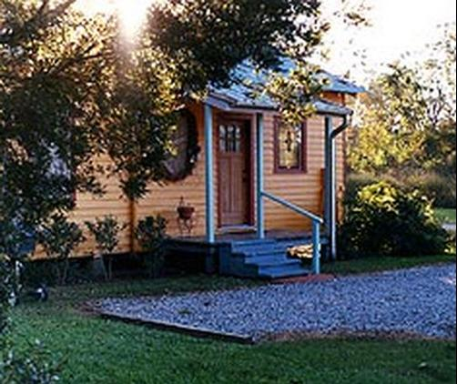 Cajun Country Cottages Bed and Breakfast - Breaux Bridge - Building