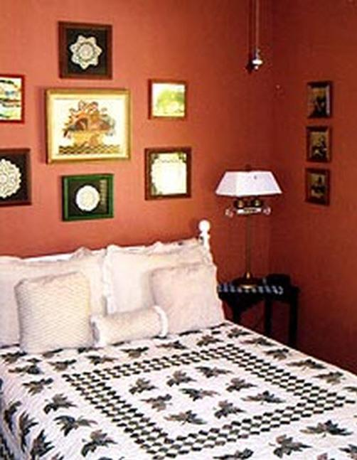 Cajun Country Cottages Bed and Breakfast - Breaux Bridge - Bedroom