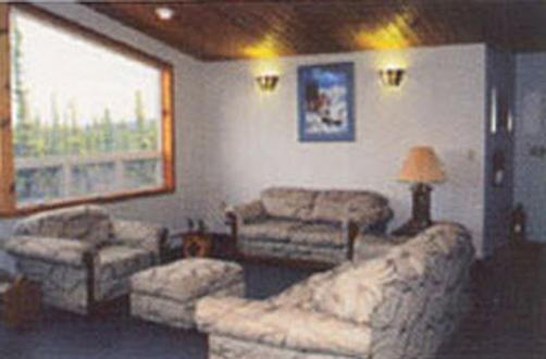 Motel Nord Haven - Healy - Living room