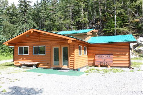 Chilkoot Trail Outpost Cabines - Skagway - Building