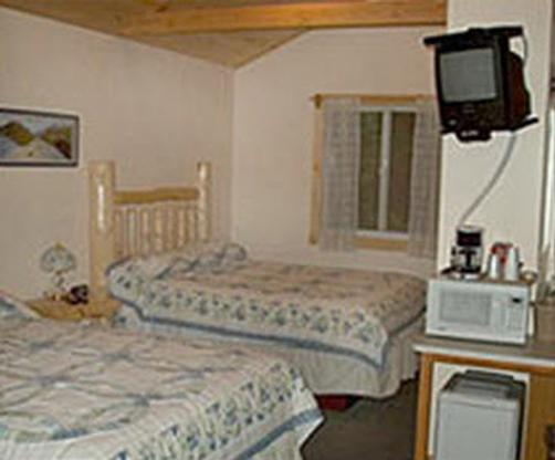 Chilkoot Trail Outpost Cabines - Skagway - Bedroom