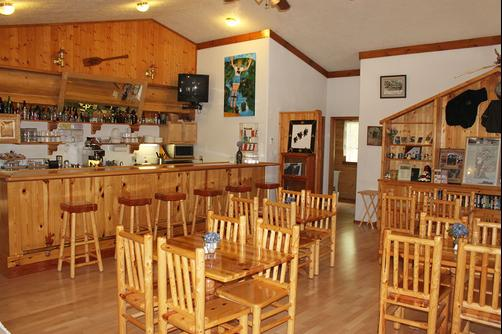 Chilkoot Trail Outpost Cabines - Skagway - Restaurant