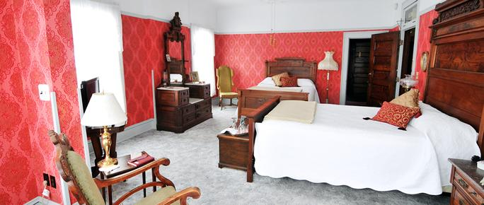 Solomon Mier Manor - Ligonier - Bedroom