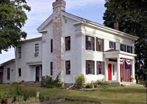 Halcyon Place Bed & Breakfast - Campbell - Building