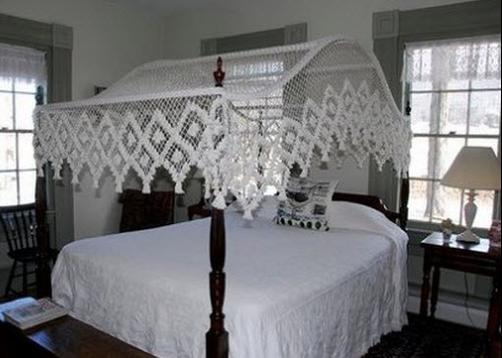 Halcyon Place Bed & Breakfast - Campbell - Bedroom