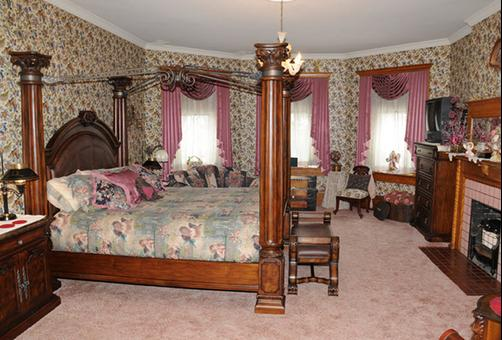 Great Stone Castle - Sidney - Bedroom