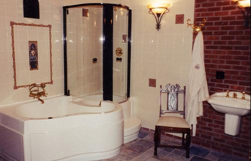 Great Stone Castle - Sidney - Bathroom