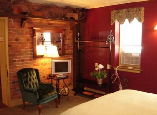 Zuber's Homestead Hotel - Homestead - Bedroom