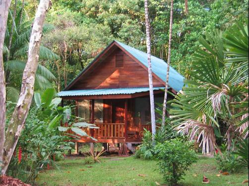 Golfo Dulce Lodge - Golfito - Building