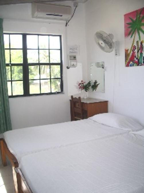 Rio Guest House - St Lawrence Gap - Bed