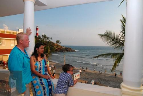 Hotel Sea View Palace - Kovalam