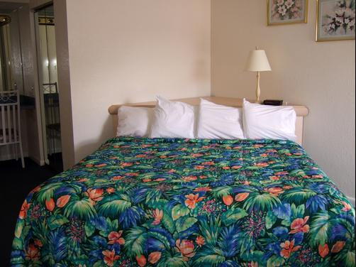 The Seasons - Orlando - Bedroom