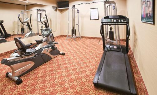 Holiday Inn Express & Suites Terrell - Terrell - Gym
