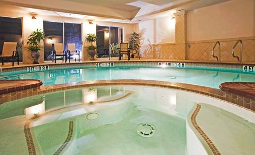 Holiday Inn Express & Suites Terrell - Terrell - Pool