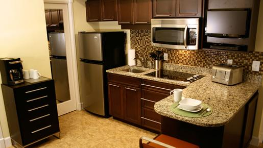 Crescent Resort On South Beach - Miami Beach - Kitchen