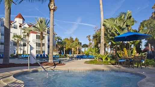 Grand Beach - Lake Buena Vista - Pool
